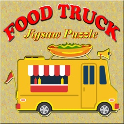 Food Truck Jigsaw Puzzle For Kids Free