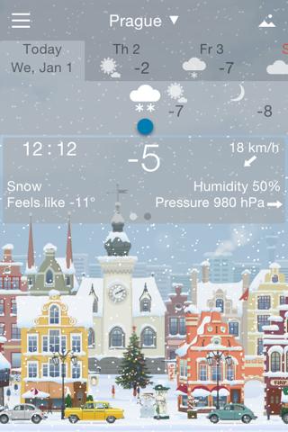 YoWindow Weather screenshot 3