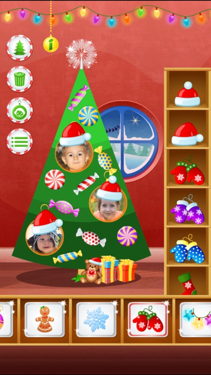 123 Kids Fun CHRISTMAS TREE screenshot-0