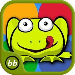Crazy Frog Ninja - Tap strategy addictive board game