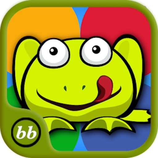Crazy Frog Ninja - Tap strategy addictive board game