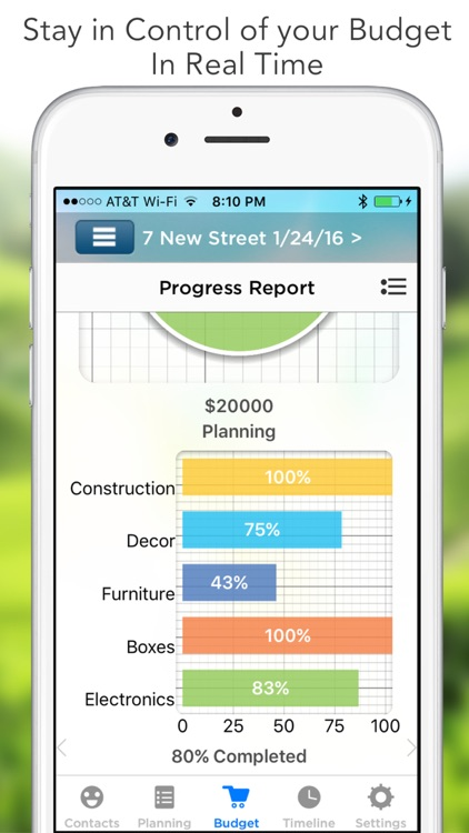 Pro Moving Planner screenshot-3