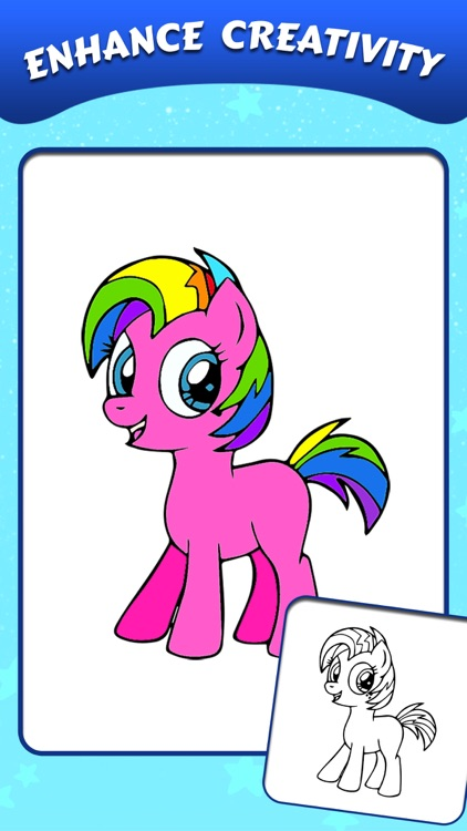 Colour Book Drawing for Kids screenshot-4