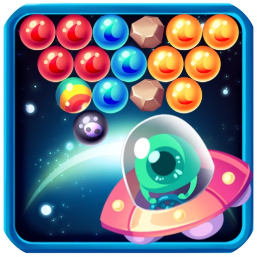 Bubble Space War icon