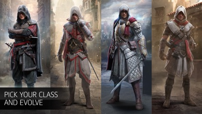 Image of Assassin's Creed Identity for iPhone