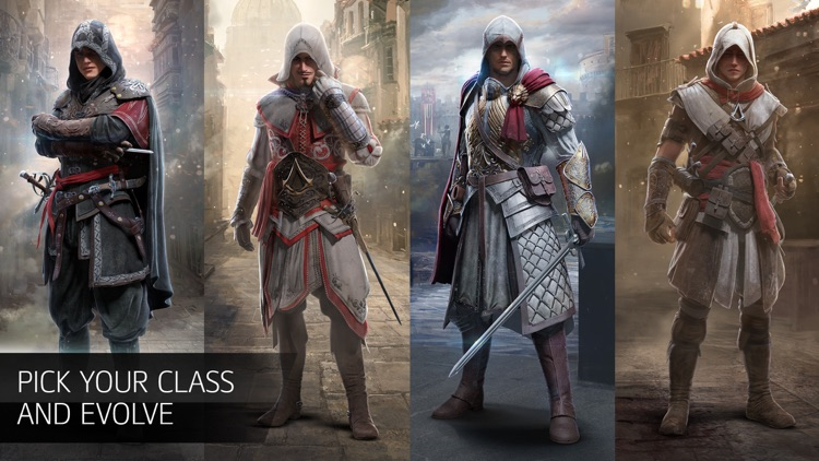 Assassin's Creed Identity app image
