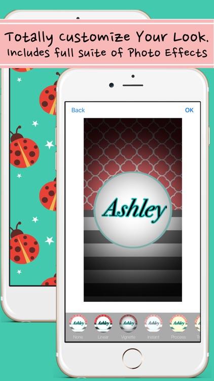 Monogram Wallpaper and Background App screenshot-3