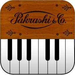 Pakrashi Harmonium