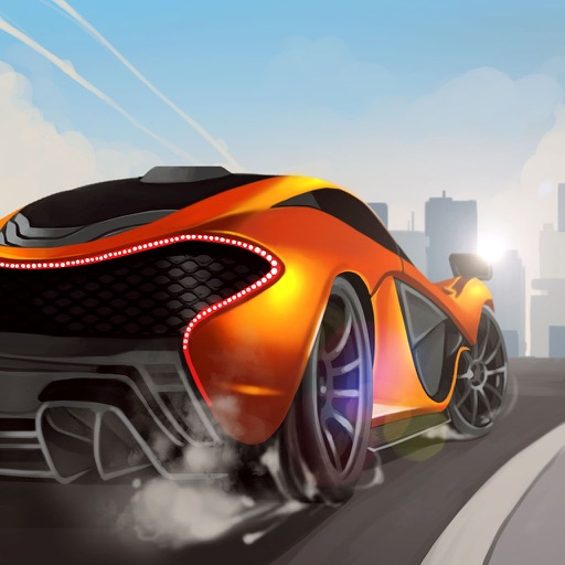 Police Drift Chase Real Asphalt Racing Simulator icon