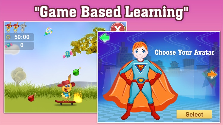 Grade 4 Math Common Core: Cool Kids' Learning Game screenshot-4