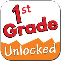 1st Grade Unlocked - Reading, Writing, Math