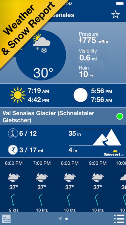 NAVIONICS SKI screenshot-4