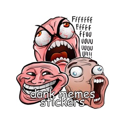 Dank Memes Stickers
