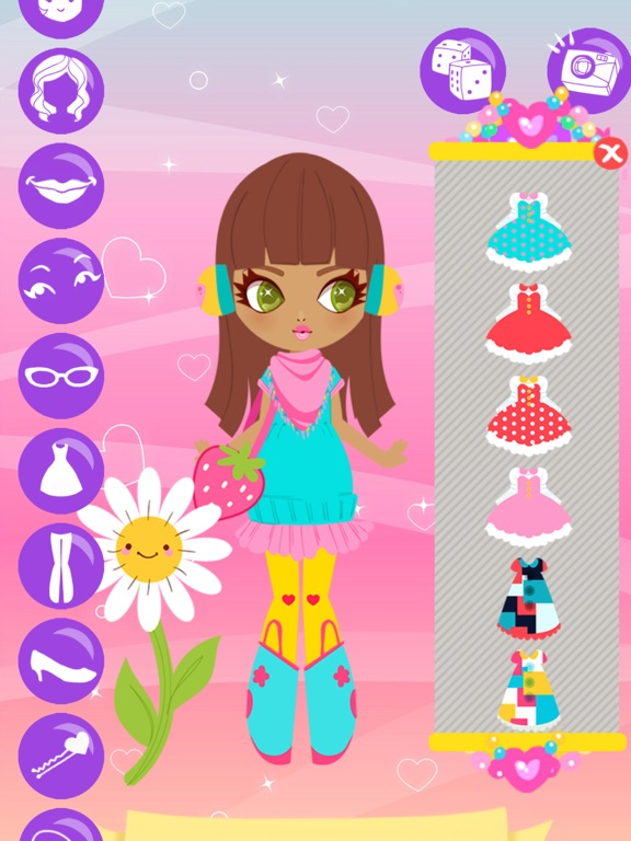 Игра для Девочек Маленькие Прелестницы Одеваются - Уличный Стиль Одежды для iPad