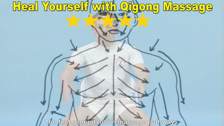 Qigong Massage: Self Massage screenshot-4