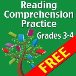Reading Comprehension: Grades 3-4, Free