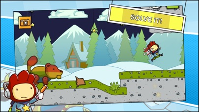 Screenshot for Scribblenauts Remix in Czech Republic App Store