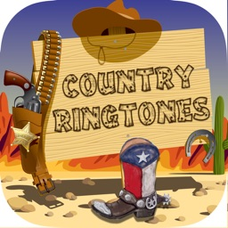 Country Music Ringtones and Text Tones for iPhone