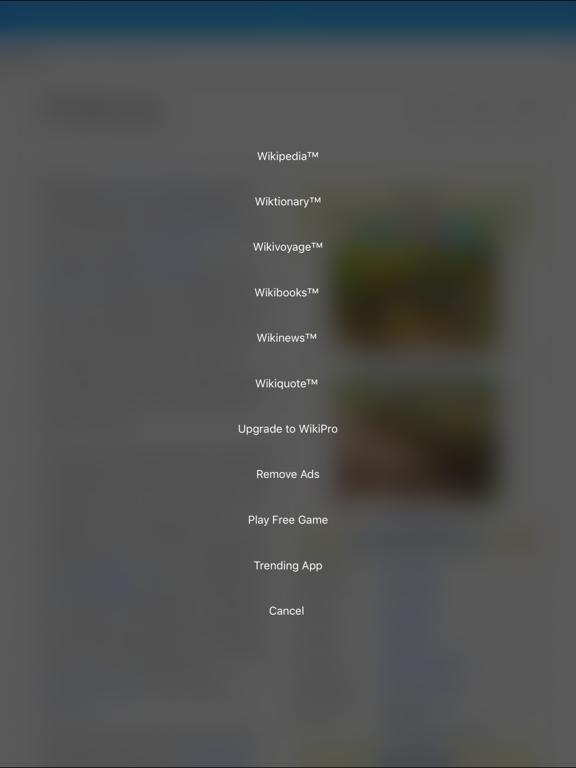 Wiki Plus - New Reading Tool-ipad-1