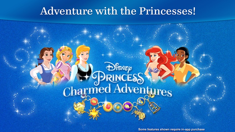 Disney Princess: Charmed Adventures screenshot-0