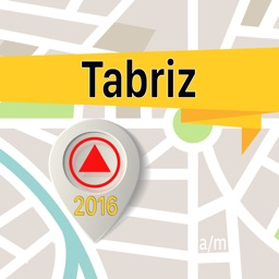 Tabriz Offline Map Navigator and Guide