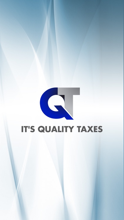 IT'S QUALITY TAXES