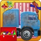 Camion officina meccanica - lavare e rifacimento icon