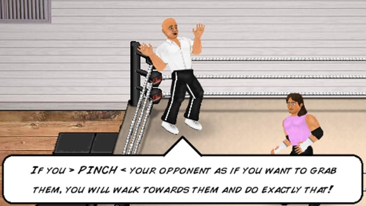 Wrestling Revolution screenshot-2