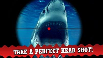 3D Shark Spearfishing Hungry Sniper Welt SpieleScreenshot von 4