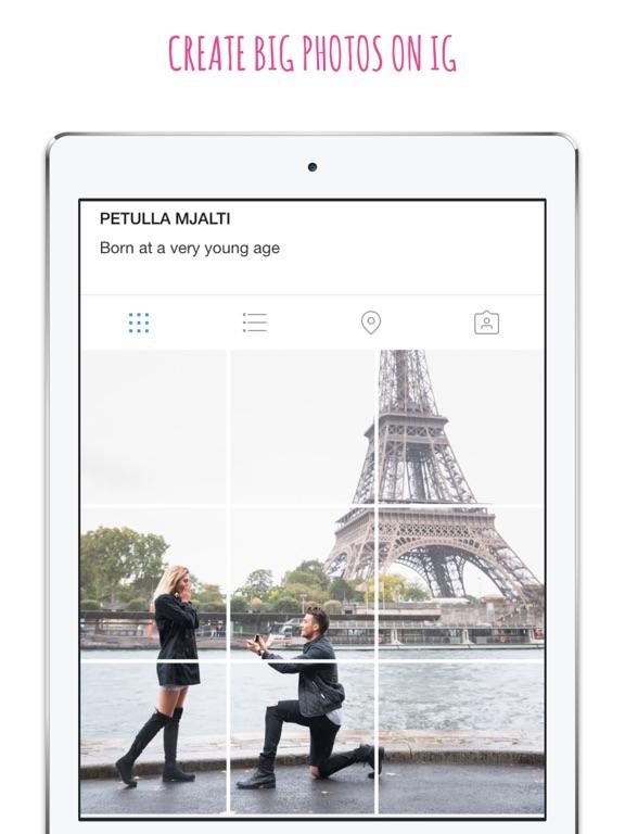 Pic Split Post Grid | App Price Drops
