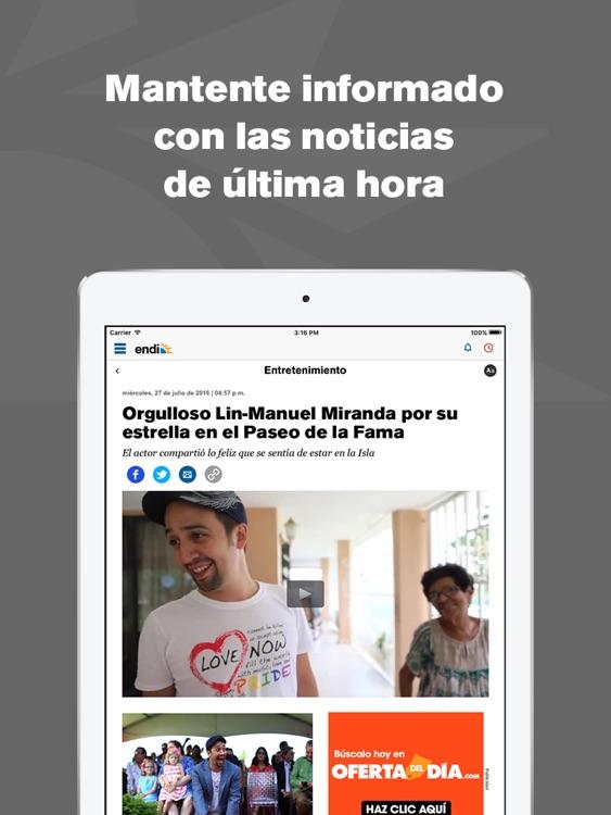 El Nuevo Día for iPad