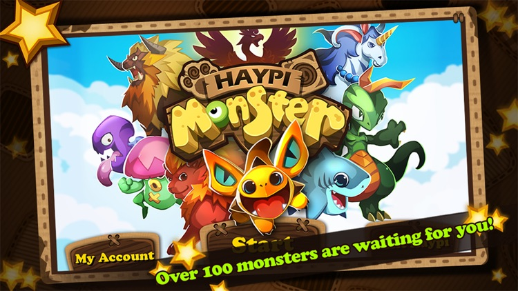 Haypi Monster screenshot-0