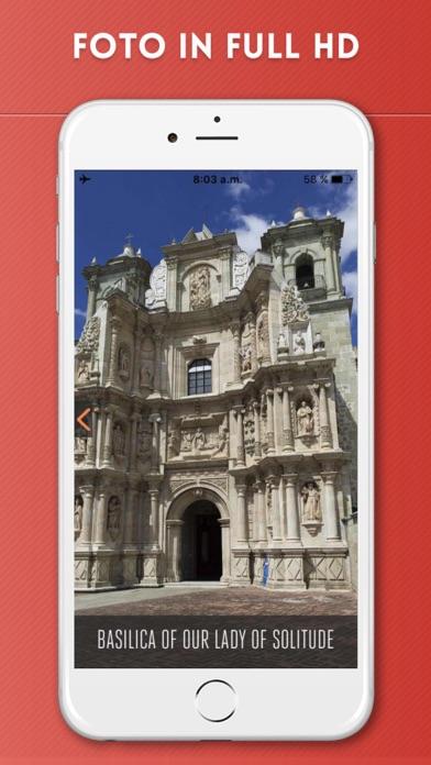 Screenshot of Oaxaca Guida Turistica con Mappe Offline2