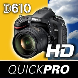 Nikon D610 by QuickPro HD