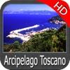 Arcipelago Toscano HD charts