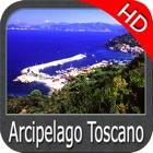Arcipelago Toscano GPS Maps HD icon