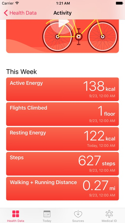 Health Sync for Fitbit screenshot-1