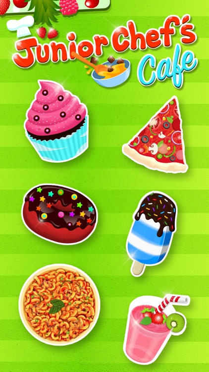 Cooking Games Kids - Jr Chef screenshot-0