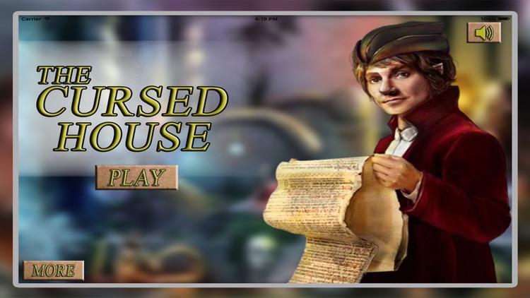 Hidden Object The Cursed House