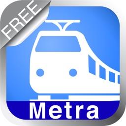 onTime : Metra (FREE)
