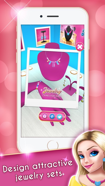 jewelry games for girls 3d fashion design studio by