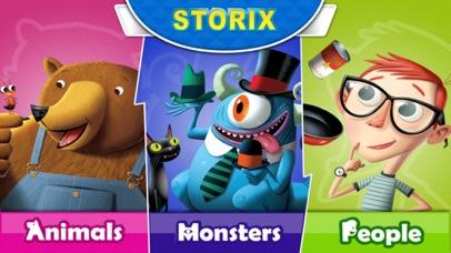 Storix! 유아 어린이 영어 학습 완성 for Windows