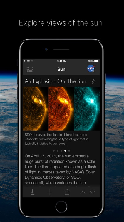 NASA Visualization Explorer screenshot-3
