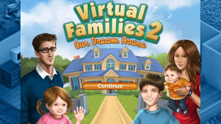 Virtual Families 2 Dream House screenshot-4
