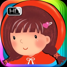Little Red Riding Hood bedtime Fairy Tale iBigToy