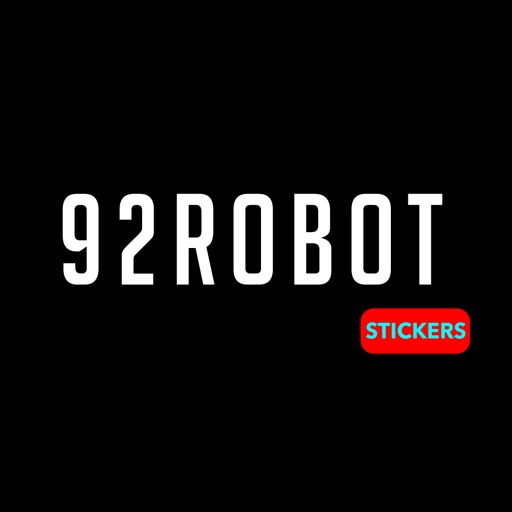92ROBOT Stickers