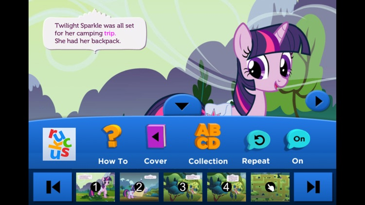 My Little Pony: Things That Go Bump in the Night