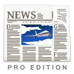 Aviation Airline News Pro - Airplane & Drone News