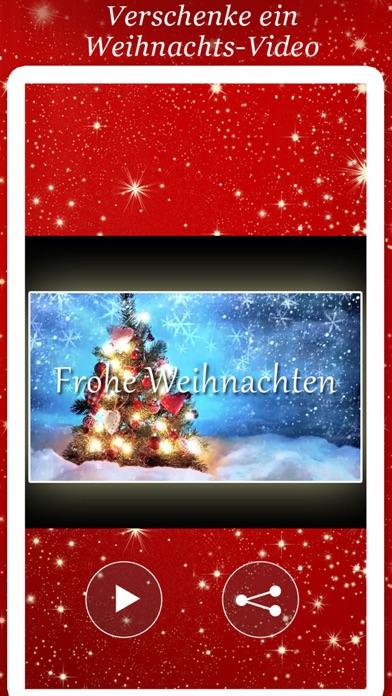 Weihnachtsgrüße App.Weihnachtsgrüße Als Video Weihnachtskarten Filme App Bewertung