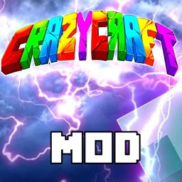 CRAZY CRAFT MOD EDITION FOR MINECRAFT PC GAME MODE